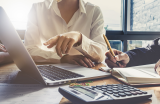How should a small business approach its IT security budget?